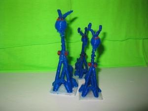 3D printed Patirafa.